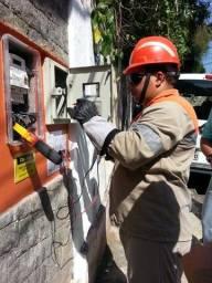 Título do anúncio: Eletricista RJ 24 Horas - Serviço Elétricos + Poste De Aço Galvanizado
