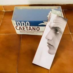 Coleção de CDs Todo Caetano