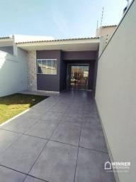 Casa com 2 Dormitórios à venda, 63 m² por R$ 178.000 - Jardim São Paulo - Sarandi/PR