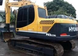 Escavadeira Hyundai 140