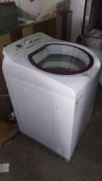 Máquina de lavar Brastemp 15kg com pouco tempo de uso