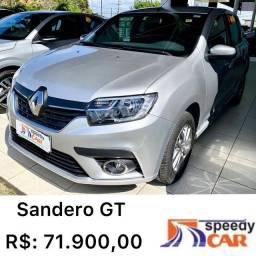Título do anúncio: SANDERO 2020/2021 1.0 12V SCE FLEX GT LINE MANUAL