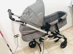 Título do anúncio: Carrinho de bebê , impecável pra desocupar espaço está impecável sem detalhes está lindo