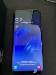 Samsung S8 - 64gb Preto