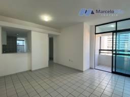 Título do anúncio: Apartamento no Pina, 67m2, 2 quartos a 50 metros da Orla, lazer completo