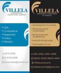 Villela  Serviços de Trânsito e Consultoria Jurídica