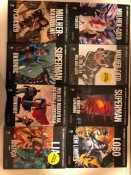 Coleção HQs DC Graphic Novels