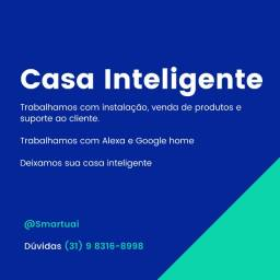 Instalador de dispositivos Smart. Alexa e Google