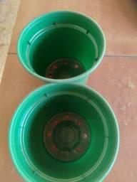 Título do anúncio: Vasos para plantar