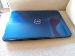 notebook Dell azul luxo 8gb hd-500 core i5 2,53ghz vel de i7 R$1.500 tratar 9- *