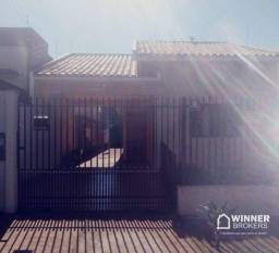 Casa com 2 dormitórios à venda, 72 m² por R$ 220.000 - Jardim Paulista III - Maringá/PR