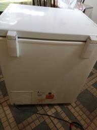 Freezer semi-novo.