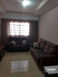 Casa com 2 dormitórios à venda, 105 m² por R$ 265.000,00 - Jardim Santa Rosa - Maringá/PR