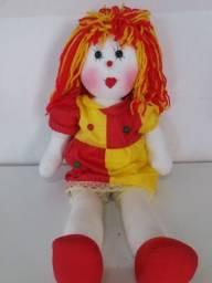Boneca Emília - leia o anuncio