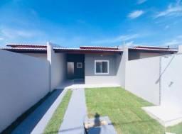 DP casa nova com 82m2 com 2 quartos 2 banheiros com documentação inclusa