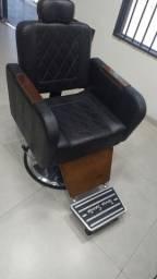 Título do anúncio: Cadeira hidráulica reclinável