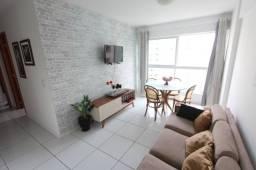 Apartamento mobiliado Tamarineira 2 quartos 50m2 com 2 vagas, Recife