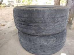 Título do anúncio: 2 pneus aro 17 50 225, ótimos