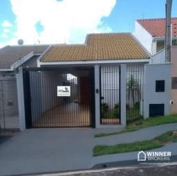 Casa com 2 dormitórios à venda, 118 m² por R$ 380.000,00 - Jardim Paris Vi - Maringá/PR