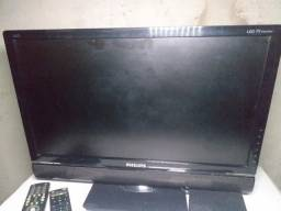 TV Led + Conversor digital