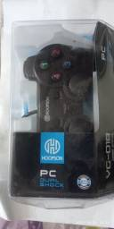 Título do anúncio: Joystick USB  para PC Hoopson VC-018 - lacrado