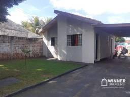 Casa com 2 dormitórios à venda, 80 m² por R$ 160.000,00 - Conjunto Habitacional Requião -