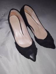 Título do anúncio: Lindo sapato preto