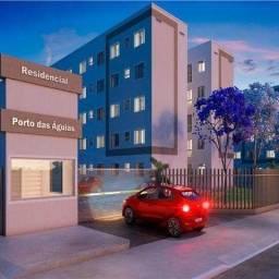 Apartamento 2 dormitórios ao lado Asun bairro Restinga
