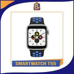 Título do anúncio: Smartwatch T55 - Relógio Inteligente Bluetooth