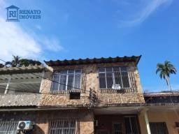 Título do anúncio: Sobrado com 2 dormitórios para alugar por R$ 1.000,00/mês - Fonseca - Niterói/RJ
