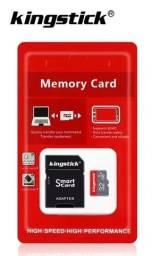 Cartão de Memoria Micro Sd Kingstick 32gb