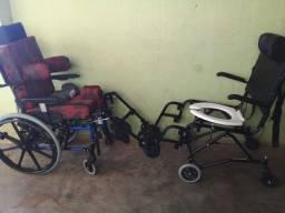 Título do anúncio: Cadeiras de rodas