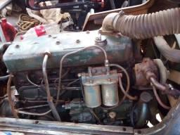 Motor Mercedez 1113 Turbinado por dentro