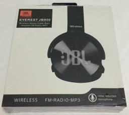 Fone de Ouvido Headset JBL Bluetooth 950BT Novo na Caixa Lacrada