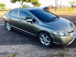Honda Civic 1.8 LXS flex 2008 - 2008