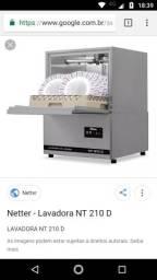 Lavadoura Netter 210 d
