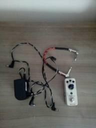 Fonte p/4 pedais e pedal de boost