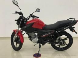Yamaha YBR Factor 125i ED/Flex Vermelha