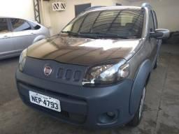 Fiat uno way 1.0 2011/2012 - 2012