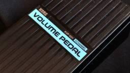 Pedal de volume korg para guitarra violao baixo etc