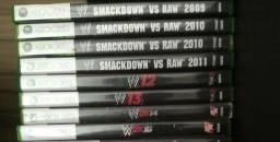 Coleção WWE Xbox 360