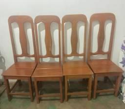 Cadeiras de Madeira Angelin