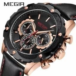 Relógio Megir Quartz (Valor negociável $$)