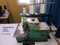 Maquina Overlock , Costura semi Industrial, GN6- 302