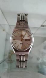 Vendo relógio Orient automático KE 469LG6-71 CA