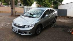 Honda Civic LXS Completo ( Estudo Troca ) - 2015