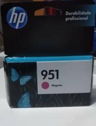 Cartucho de tinta HP 951 - Magenta- CN051AB