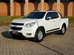 Chevrolet S10 LTZ CD FLEX Impecável - 2013
