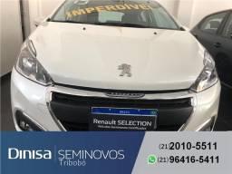 Peugeot 208 1.6 griffe 16v flex 4p automático - 2019