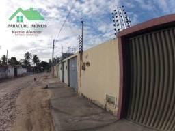 Alugo casa de três quartos próximo do estadio em Paracuru
